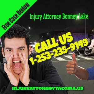 Injury Attorney Bonney Lake