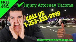 injury attorney Spanaway WA