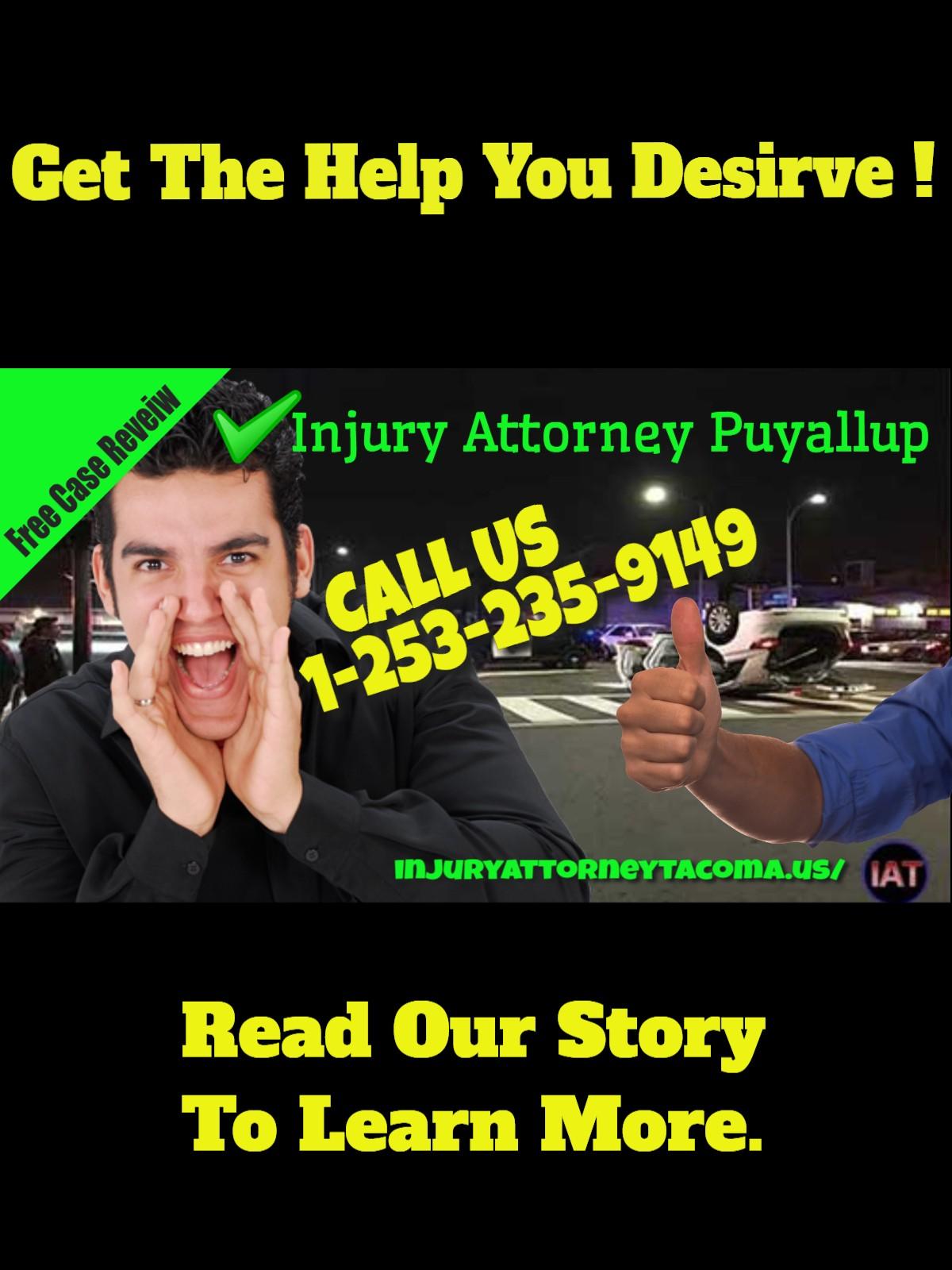 Injury Attorney Puyallup